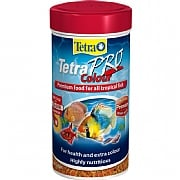 Tetra Pro Colour Tropical Fish Food