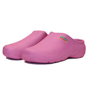 Town & Country Pink Cloggies