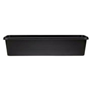 Black Terrace Trough - 4 Sizes Available