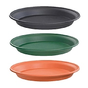 Green Multi Purpose Saucer - 5 Sizes Available