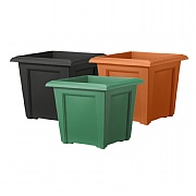 Regency Square Planter 40x40x33cm
