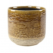 Ivyline Vasto Planter - Mustard (Various Sizes)