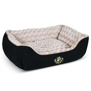Scruffs Wilton Box Bed Black - Various Sizes
