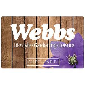 Webbs Gift Card
