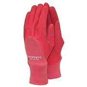 Town & Country Ladies Master Gardener Gloves Coral