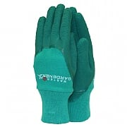 Town & Country Ladies Master Gardener Gloves Sea Green