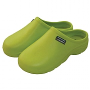 Town & Country Cloggies Lime Green